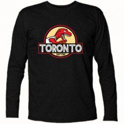 Футболка с длинным рукавом Toronto raptors park