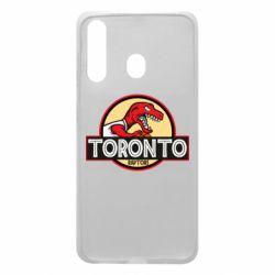 Чехол для Samsung A60 Toronto raptors park