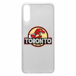 Чехол для Samsung A70 Toronto raptors park
