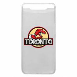 Чехол для Samsung A80 Toronto raptors park