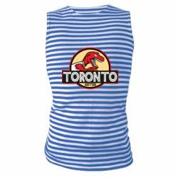 Майка-тельняшка Toronto raptors park