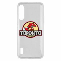 Чохол для Xiaomi Mi A3 Toronto raptors park