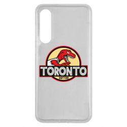 Чехол для Xiaomi Mi9 SE Toronto raptors park