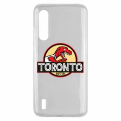 Чехол для Xiaomi Mi9 Lite Toronto raptors park