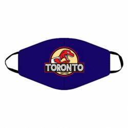Маска для лица Toronto raptors park