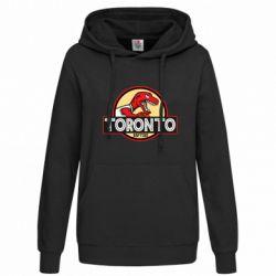 Женская толстовка Toronto raptors park