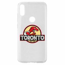Чехол для Xiaomi Mi Play Toronto raptors park
