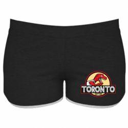 Женские шорты Toronto raptors park