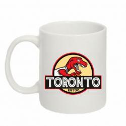 Кружка 320ml Toronto raptors park