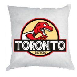 Подушка Toronto raptors park