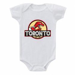 Детский бодик Toronto raptors park