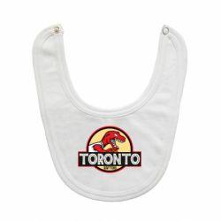 Слюнявчик  Toronto raptors park