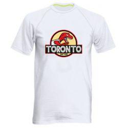 Мужская спортивная футболка Toronto raptors park