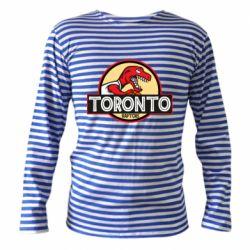 Тельняшка с длинным рукавом Toronto raptors park