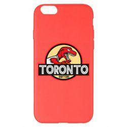 Чехол для iPhone 6 Plus/6S Plus Toronto raptors park