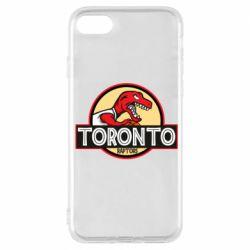 Чехол для iPhone 7 Toronto raptors park