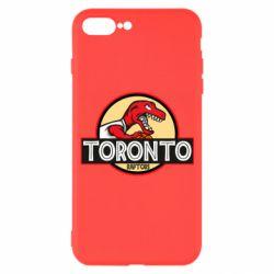 Чехол для iPhone 7 Plus Toronto raptors park