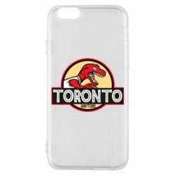 Чехол для iPhone 6/6S Toronto raptors park