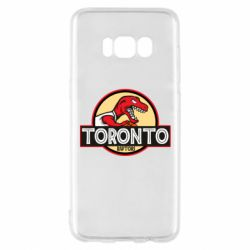 Чехол для Samsung S8 Toronto raptors park