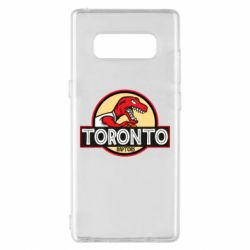 Чехол для Samsung Note 8 Toronto raptors park