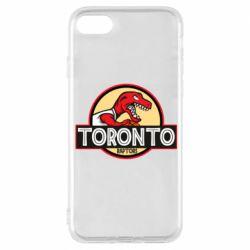 Чехол для iPhone 8 Toronto raptors park