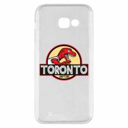 Чехол для Samsung A5 2017 Toronto raptors park