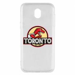 Чехол для Samsung J5 2017 Toronto raptors park