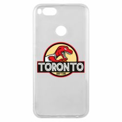 Чехол для Xiaomi Mi A1 Toronto raptors park