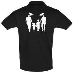 Мужская футболка поло Тоталитаризм