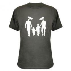 Камуфляжная футболка Тоталитаризм