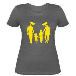 Женская футболка Тоталитаризм
