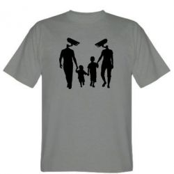Мужская футболка Тоталитаризм