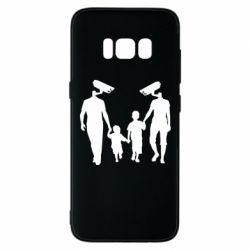 Чехол для Samsung S8 Тоталитаризм