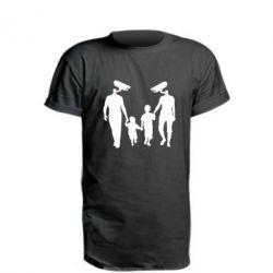 Удлиненная футболка Тоталитаризм