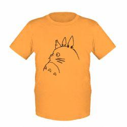 Дитяча футболка Тоторо