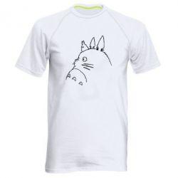Чоловіча спортивна футболка Тоторо