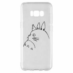 Чохол для Samsung S8+ Тоторо