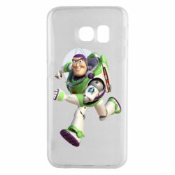 Чохол для Samsung S6 EDGE Toy Baz Lightyear
