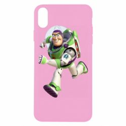 Чохол для iPhone Xs Max Toy Baz Lightyear