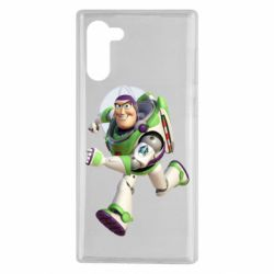Чохол для Samsung Note 10 Toy Baz Lightyear