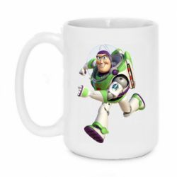 Кружка 420ml Toy Baz Lightyear