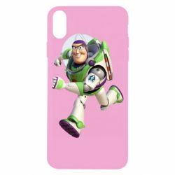 Чохол для iPhone X/Xs Toy Baz Lightyear