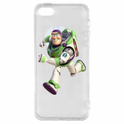 Чохол для iphone 5/5S/SE Toy Baz Lightyear