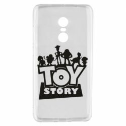 Чехол для Xiaomi Redmi Note 4 Toy Story and heroes