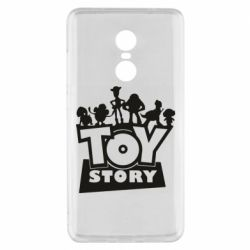 Чехол для Xiaomi Redmi Note 4x Toy Story and heroes