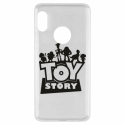 Чехол для Xiaomi Redmi Note 5 Toy Story and heroes