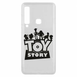 Чехол для Samsung A9 2018 Toy Story and heroes