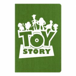 Блокнот А5 Toy Story and heroes
