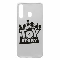 Чехол для Samsung A60 Toy Story and heroes
