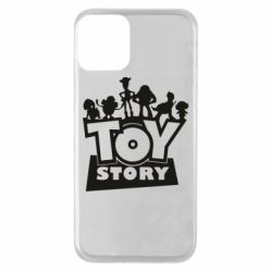 Чехол для iPhone 11 Toy Story and heroes